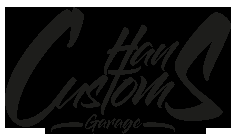 Hans Customs Garage-Logo